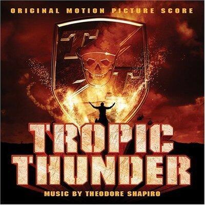 Cover art for Tropic Thunder