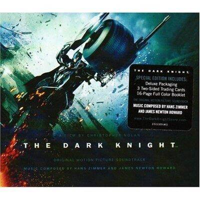Cover art for The Dark Knight (Limited Edition)