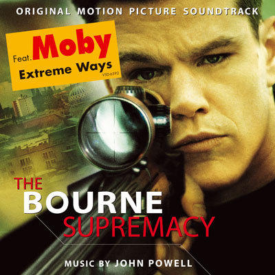 Cover art for The Bourne Supremacy