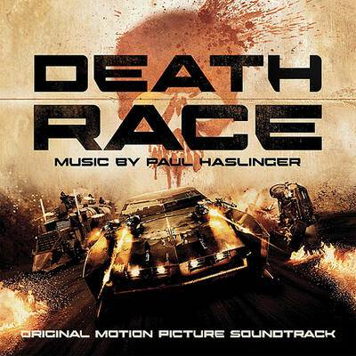 Cover art for Death Race