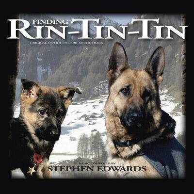 Cover art for Finding Rin Tin Tin