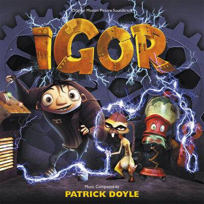 Cover art for Igor