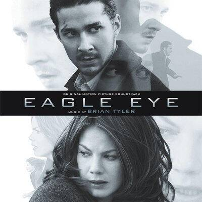 Cover art for Eagle Eye