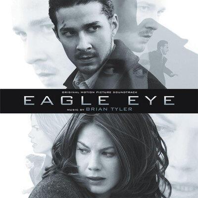 Cover art for Eagle Eye