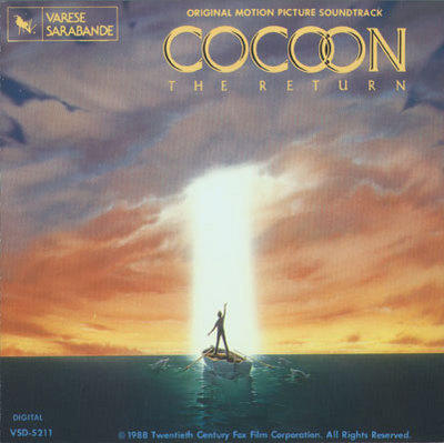 Cover art for Cocoon: The Return