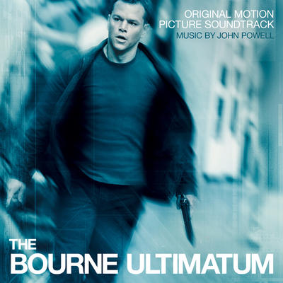 Cover art for The Bourne Ultimatum