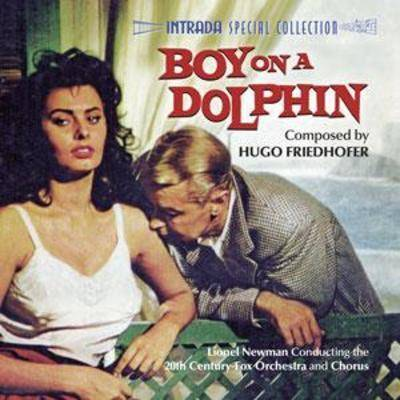 Cover art for Boy on a Dolphin