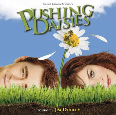 Cover art for Pushing Daisies