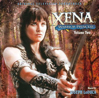 Cover art for Xena: Warrior Princess (Season 2)