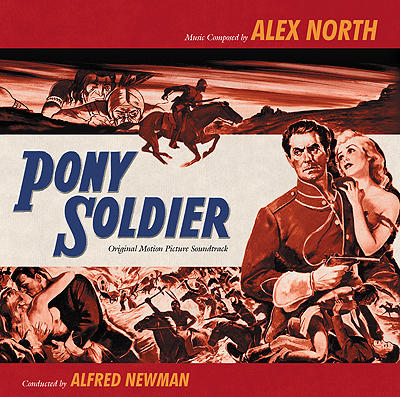 Cover art for Pony Soldier