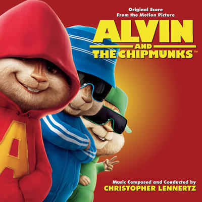 Cover art for Alvin and the Chipmunks