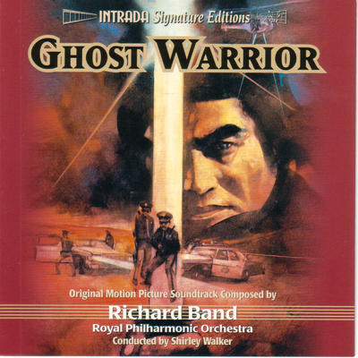 Cover art for Ghost Warrior (Signature Edition)