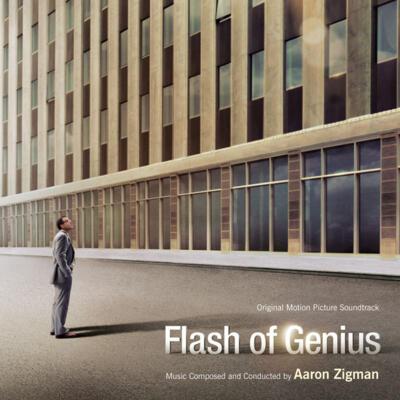 Cover art for Flash of Genius