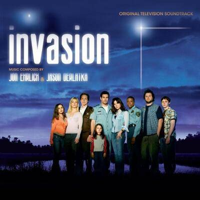 Cover art for Invasion