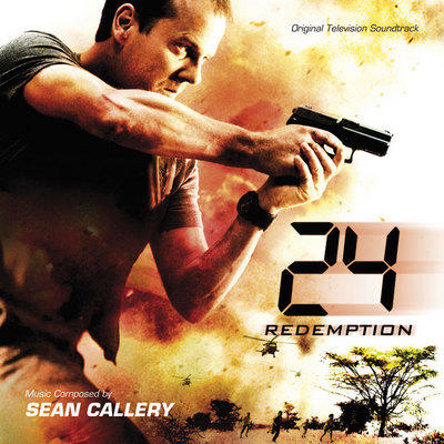 Cover art for 24: Redemption