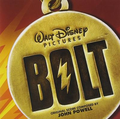 Cover art for Bolt