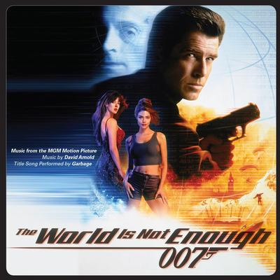 Cover art for The World Is Not Enough (Music from the MGM Motion Picture)