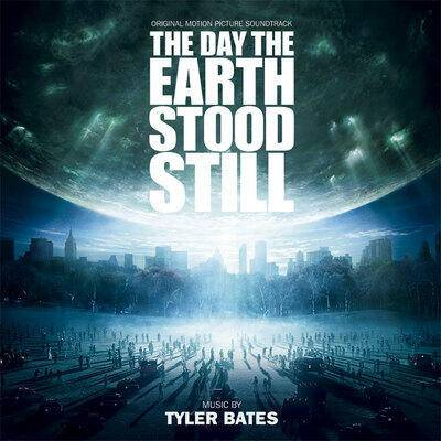 Cover art for The Day the Earth Stood Still