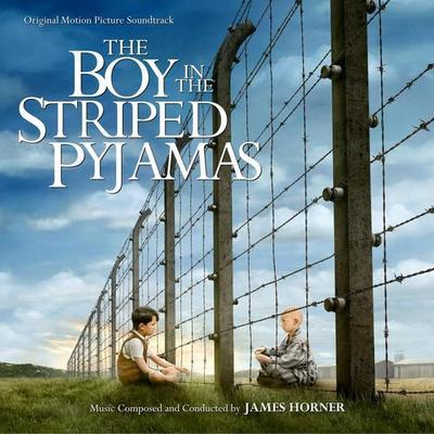 Cover art for The Boy in the Striped Pajamas