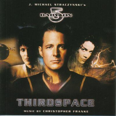 Cover art for Babylon 5: Thirdspace