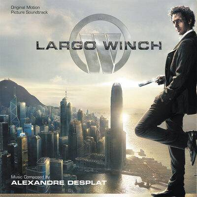 Cover art for Largo Winch