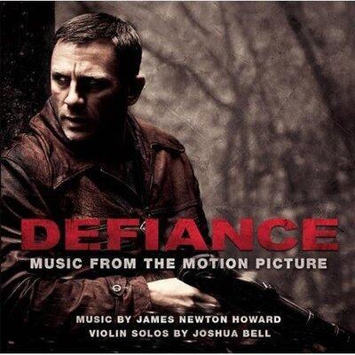 Cover art for Defiance