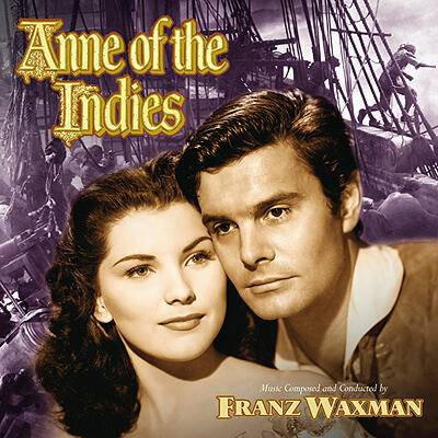 Cover art for Anne Of The Indies