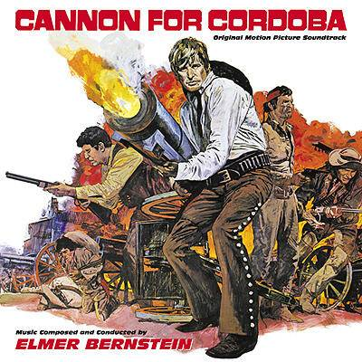Cover art for Cannon For Cordoba / From Noon Till Three