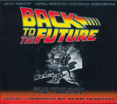 Cover art for Back To The Future - The Trilogy