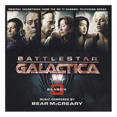 Cover art for Battlestar Galactica: Season 3 (Original Soundtrack From The Sci Fi Channel Television Series)