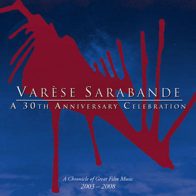 Cover art for Varèse Sarabande A 30th Anniversary Celebration