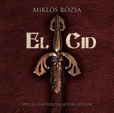 Cover art for El Cid
