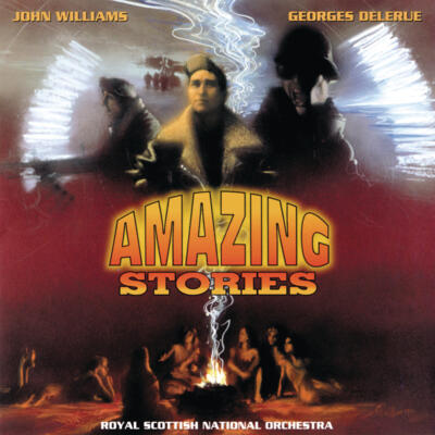 Cover art for Amazing Stories