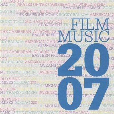 Cover art for Film Music 2007