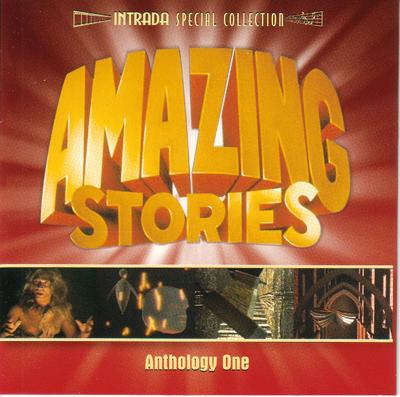Cover art for Amazing Stories: Anthology One