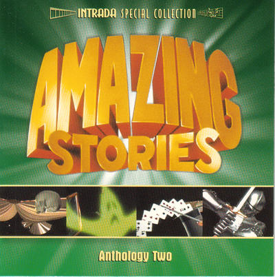 Cover art for Amazing Stories: Anthology Two