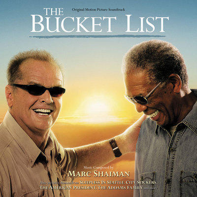 Cover art for The Bucket List