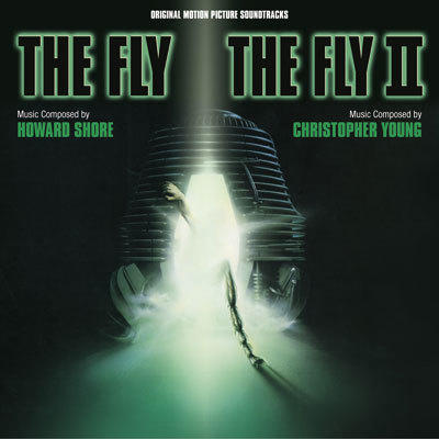 Cover art for The Fly & The Fly II