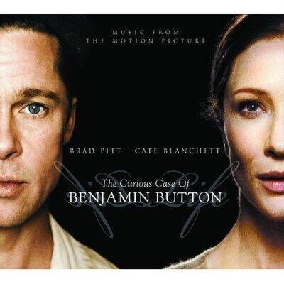 Cover art for The Curious Case of Benjamin Button