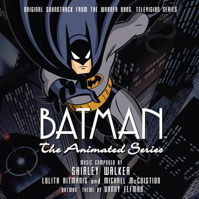Cover art for Batman: The Animated Series