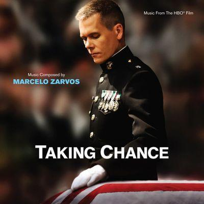 Cover art for Taking Chance