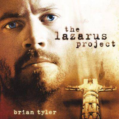 Cover art for The Lazarus Project