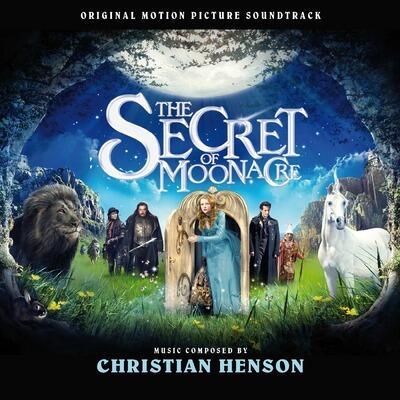 Cover art for The Secret of Moonacre