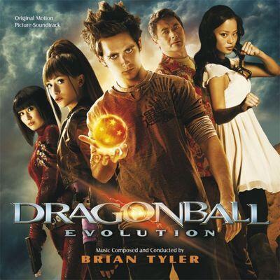 Cover art for Dragonball Evolution