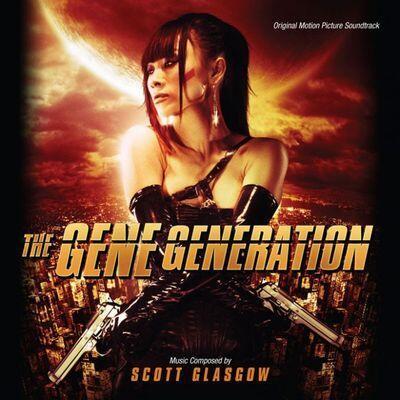 Cover art for The Gene Generation