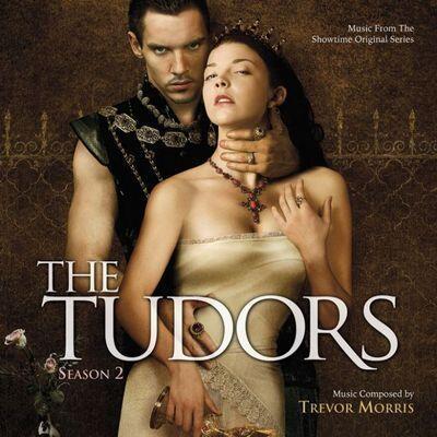Cover art for The Tudors (Staffel 2)