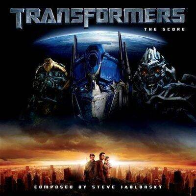 Cover art for Transformers