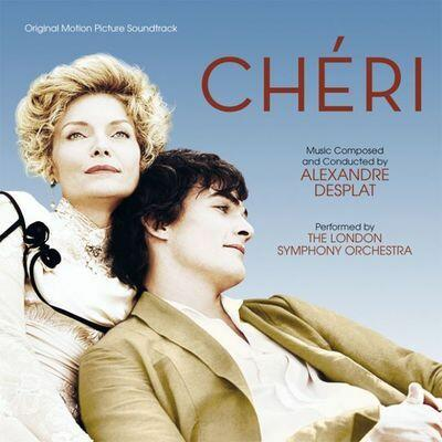 Cover art for Chéri