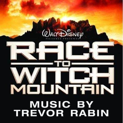 Cover art for Race to Witch Mountain