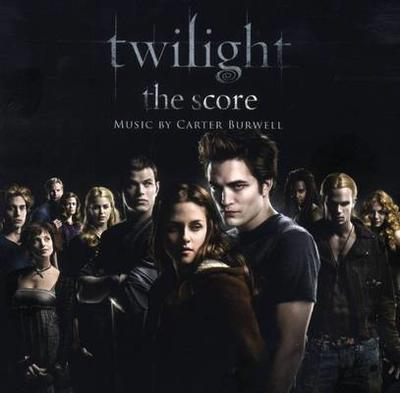 Cover art for Twilight
